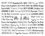 Wedding Digital Download