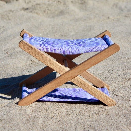 Sun Pillow - Lavender Sea Shell