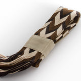 Brown Yoga Strap
