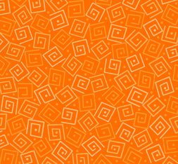 Harmony Flannel Squares Carrot Fabric By The Yard