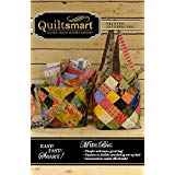 Quiltsmart Midi Bag Pattern With Interfacing included.