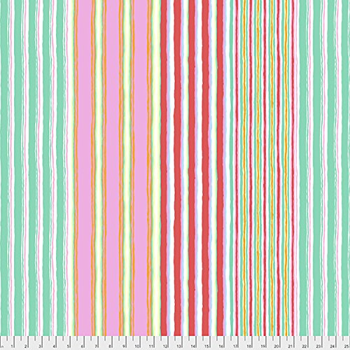 Free Spirit Fabrics Kaffe Fassett Fall 2017 Collective Pastel Regimental Stripe