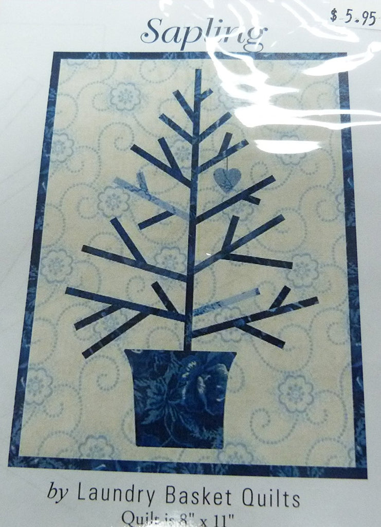 Sapling By Laundry Basket Quilts - Pattern