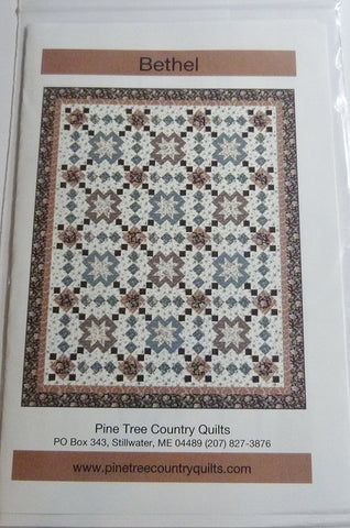 Bethel, Quilt Pattern by Pine Tree Country Quilts