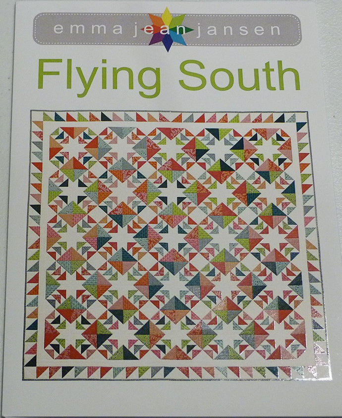 Flying South Quilt Pattern by Emma Jean Jansen