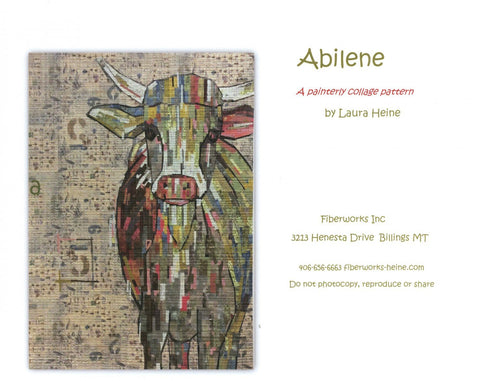 Abilene pattern by Laura Heine
