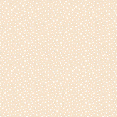 Andover Fabrics Essentials 2018 Nude Star. Fabric by the yard