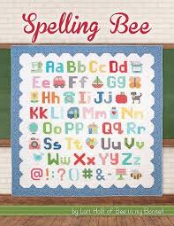 Lori Holt Spelling Bee Book