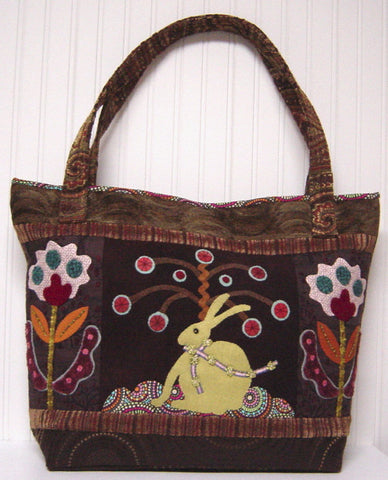 March Hare Tote - Pattern