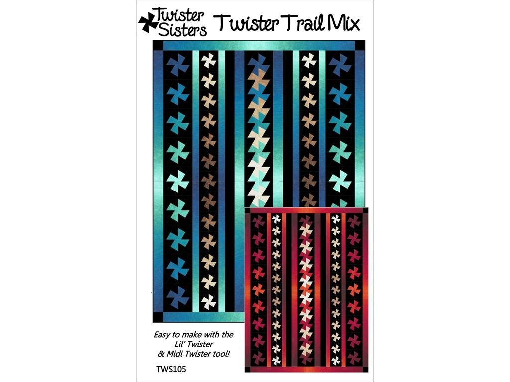 Twister Sisters TWS105 Trail Mix Pattern