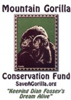 The Mountain Gorilla Conservation Fund