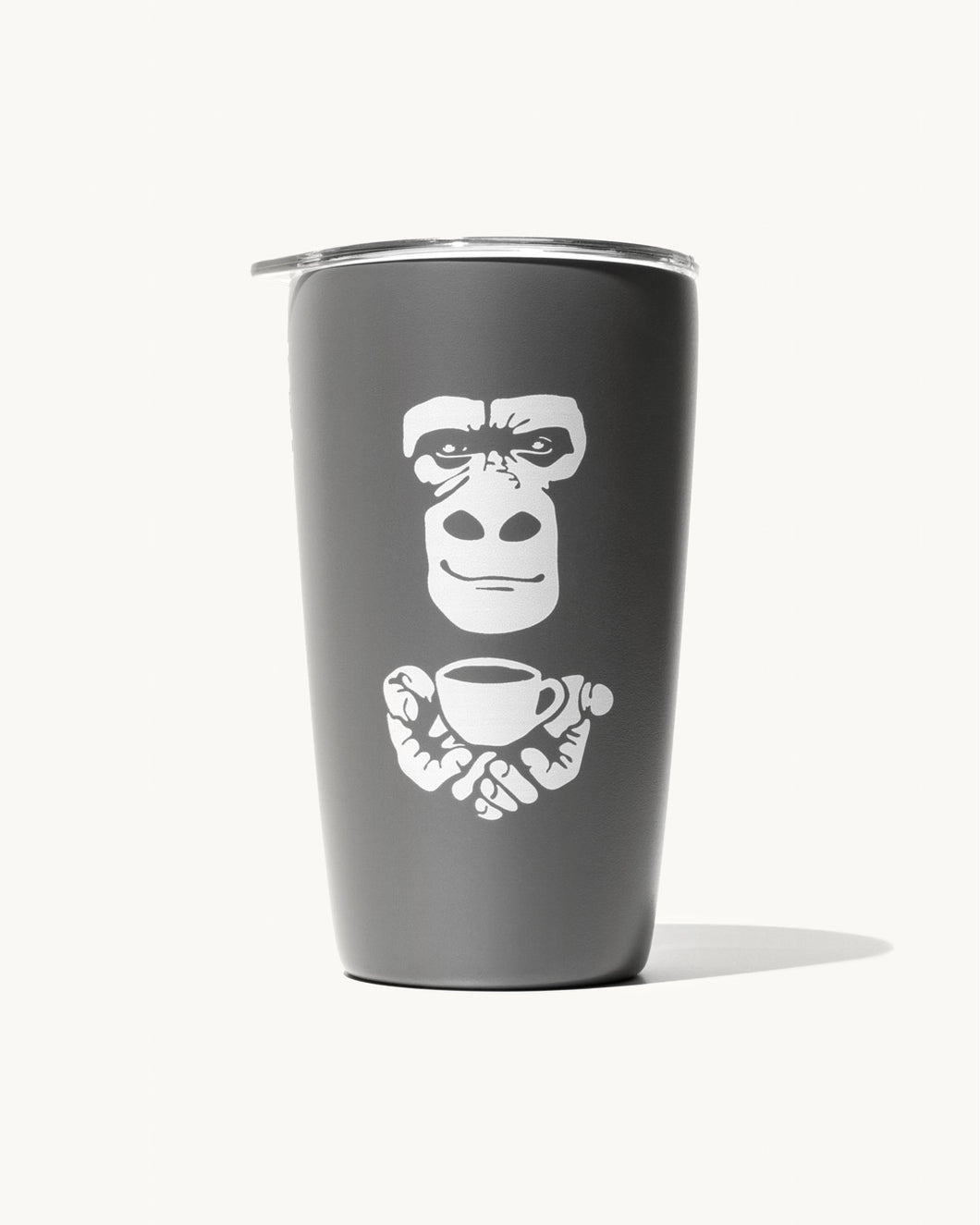 Insulated Tumbler - Charcoal (12oz)