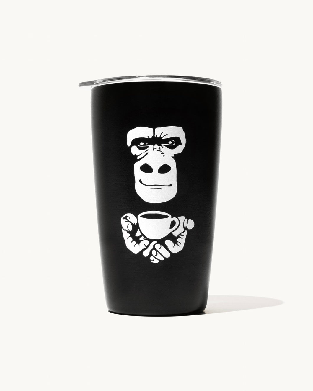 Insulated Tumbler - Black (12oz)