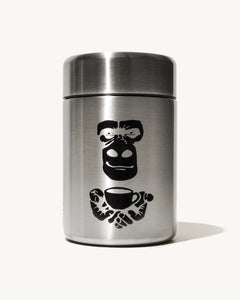 Coffee Canister - Stainless Steel
