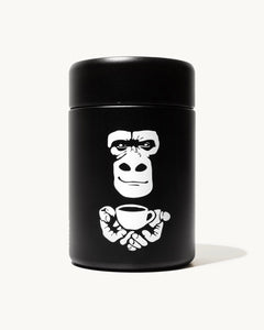 Coffee Canister - Black