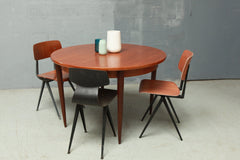 Table scandinave ronde