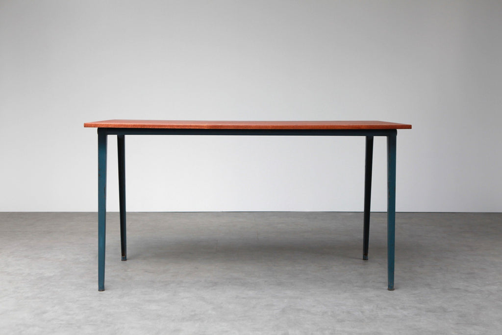 Table Reform de Friso Kramer, 1955 - Cartel de Belleville mobilier vintage paris