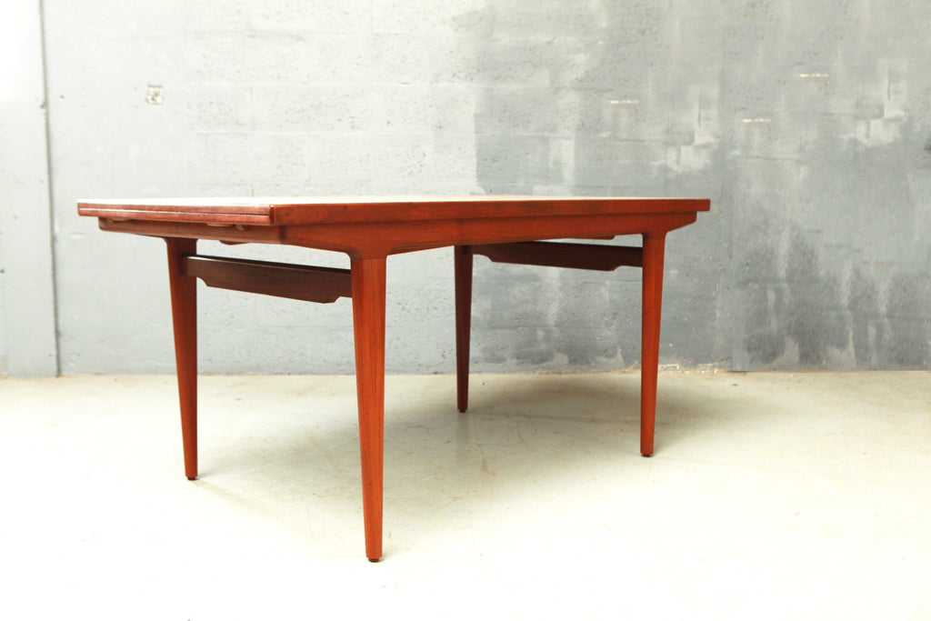 Table scandinave 85x160cm - Cartel de Belleville mobilier vintage paris
