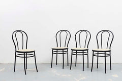 Chaises Bistrot cannage