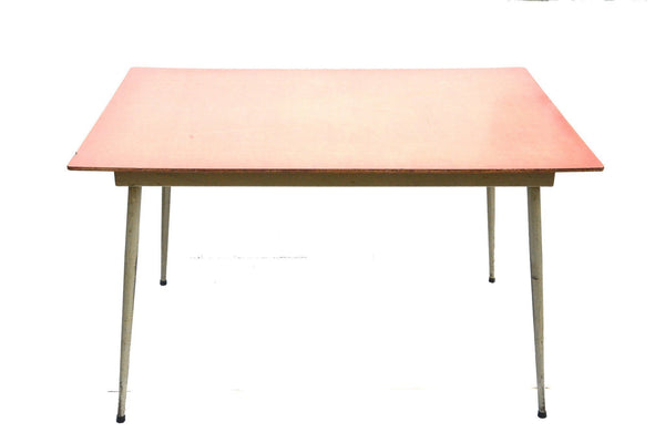 Table formica rouge Tubax