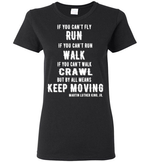 Martin Luther King Jr Quote T-Shirt - trendninjas