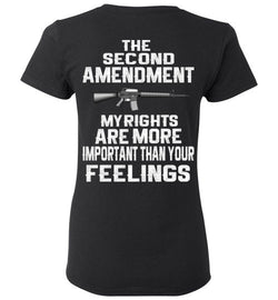 The Second Amendment T-Shirt - trendninjas