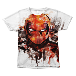 Abstract Custom Sublimation Unisex T-Shirt - trendninjas