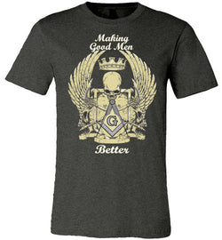 Freemason Good Men T-Shirt - trendninjas