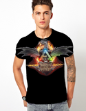 Survival Of The Fittest Sublimation T-Shirt - trendninjas