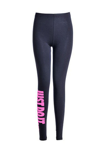 Women's Workout Leggings Skinny Printed Leggings - trendninjas