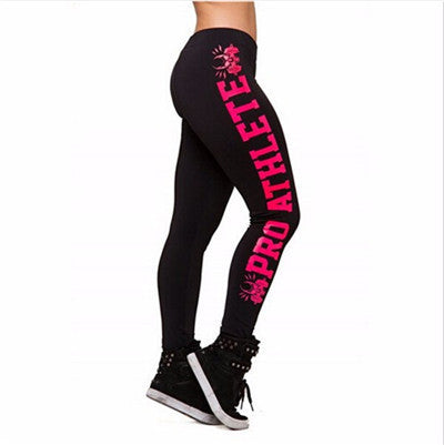 Women's Workout Leggings Skinny Trousers Printed Leggings - trendninjas