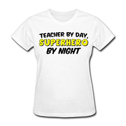 Superhero Teachers  Women T-Shirt - trendninjas