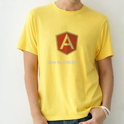 Angular JS short-sleeved T-shirt - trendninjas