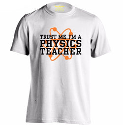 TEACHER PHYSICS Unisex Comfortable T-Shirt - trendninjas