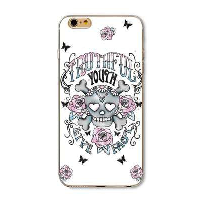 Pattern Case Cover For iphone 5 5s SE 6 6S Transparent Soft Silicone
