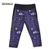 Women's Pacman Printed Leggings