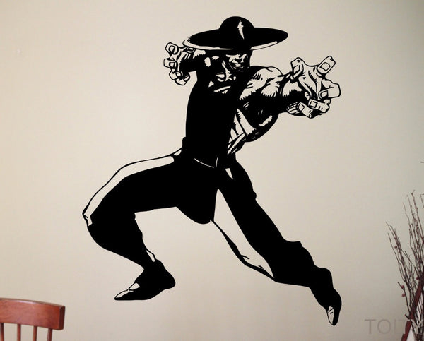 Autographed Anthony Marquez Removable Wall Decal - trendninjas