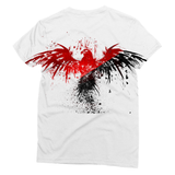 Abstract Eagle Design Sublimation Unisex T-Shirt - trendninjas