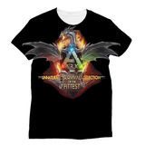 Survival Of The Fittest Sublimation T-Shirt