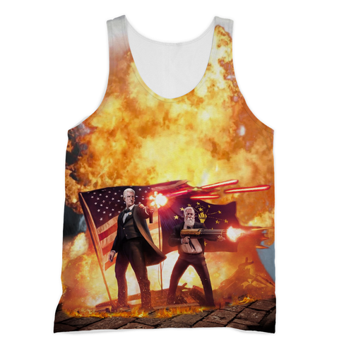 The Harrisons Sublimation Unisex Tank - trendninjas