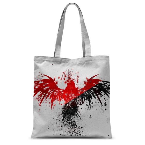 Abstract Eagle Design Tote Bag - trendninjas