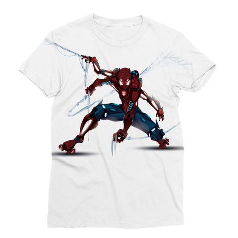 Spider Bot Sublimation T-Shirt