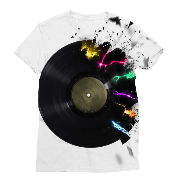 Dj Sublimation Unisex T-Shirt - trendninjas