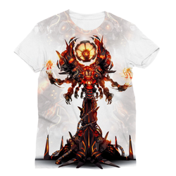 Auto Ultron Sublimation Unisex T-Shirt - trendninjas