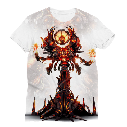 Auto Ultron Sublimation Unisex T-Shirt