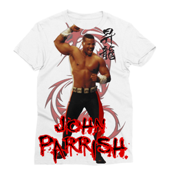 John Parrish Sublimation Unisex T-Shirt - trendninjas