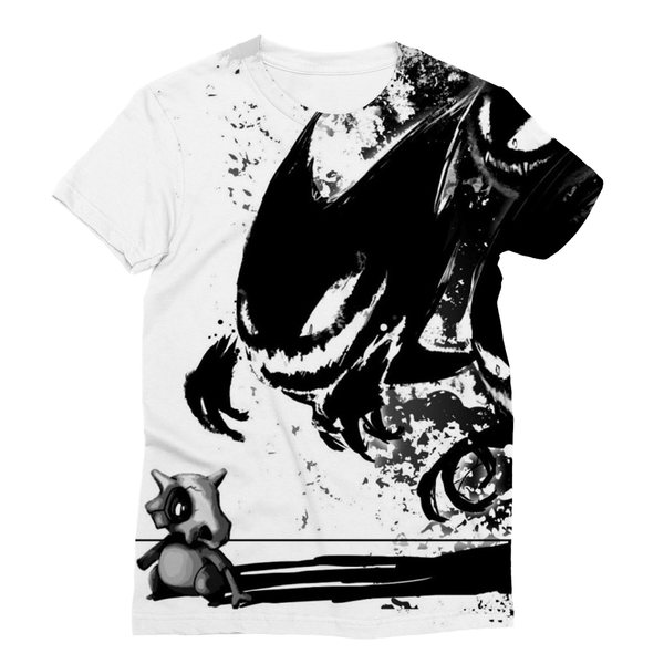 Haunting My Dreams Sublimation Unisex T-Shirt - trendninjas