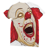 Loving Clown Sublimation Unisex T-Shirt
