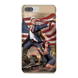 Bill Clinton - Slayer in Chief Phone Case - trendninjas