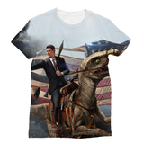 Ronald Regan Sublimation Unisex T-Shirt